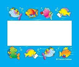 Carson Dellosa School of Fish Name Tags (9418)