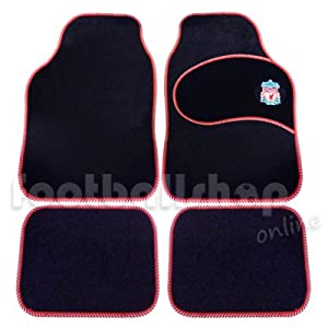 Liverpool FC Car Mats Gift Set (RRP £24.99!) by Liverpool