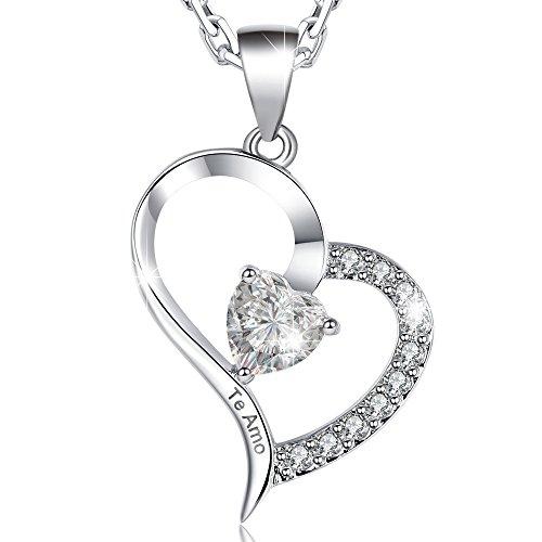 marenja-regalos-navidad-collares-mujer-corazon-grabado-te-amo-chapado-en-oro-blanco-rosa-preservada-