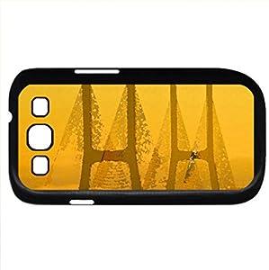 Amazon.com: Vasco da Gama Bridge - Case Cover for Samsung Galaxy S3
