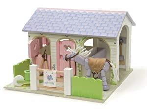 Le Toy Van Bluebell Stables