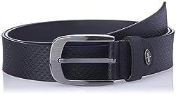 Dandy AW 14 Black Leather Men's Belt (MBLB-258-M)