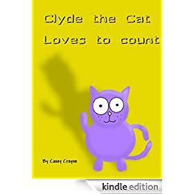 Clyde The Cat Loves To Count
