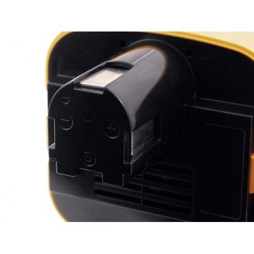 Imagen 2 de Batería para Panasonic Taladro EY6100FQK 3000mAh NiMH, 12V, NiMH