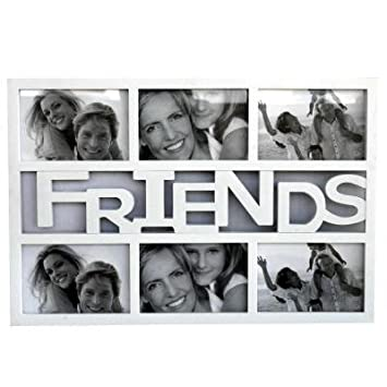 6 in 1 friends collage white frame collage frames