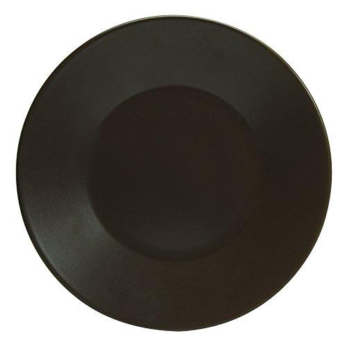 Novastyl-7069172-Lot-de-6-Assiettes-Desserts-Choco-Argile-Grs-Chocolat-212-x-7-x-28-cm