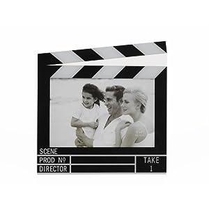 HAB & GUT (FR011) Bilderrahmen Filmklappe 15 x 17 cm