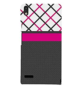 Amazing Pattern 3D Hard Polycarbonate Designer Back Case Cover for Huawei Ascend P6 :: Huawei P6 :: Huawei Ascend P6 Dual