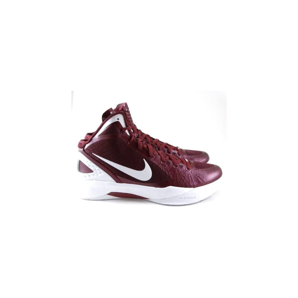 new arrival 6aed0 927b1 Nike Hyperdunk 2011 Maroon Red White Basketball Trainers Men Shoes 454143  602 (13.5) Shoes