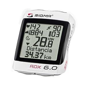 Sigma Rox 6.0 Compteur vélo