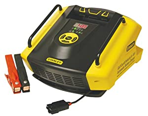 Stanley GBCPRO Golf Cart & Vehicle Battery Charger by Stanley