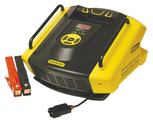 Stanley GBCPRO Golf Cart & Vehicle Battery Charger (Club Car 6 Volt Batteries compare prices)