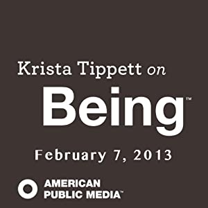 Krista Tippett on Being, Civility, History, and Hope with Vincent Harding, February 7, 2013 | [Krista Tippett]