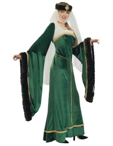 Noble Lady Adult Womens Costume Xl Adult Womens Costume