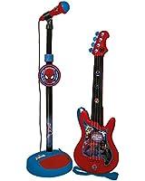 Reig/spiderman - 552 - Ensemble Guitare Et Micro - Spiderman