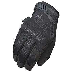 Mechanix Wear Original Insulated Winter Gloves , Gender: Mens/Unisex, Primary Color: Black, Size: XL, Distinct Name: Black, Size Modifier: 11, Apparel Material: Textile MG-95-011