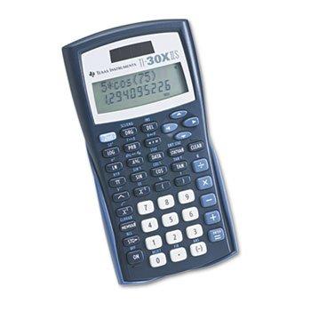 * TI-30X IIS Scientific Calculator, 10-Digit LCD 1 9 lcd 8 digit flash calculator  3 aaa