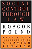 Social Control through Law (1560009160) by Roscoe Pound