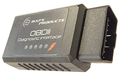 BAFX Products bluetooth OBD2 scan tool