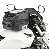 Givi tank bag set XS306 + Tanklock-System ring bf05 Ducati Monster S4RS 06-08