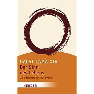 eBook Cover für  Der Sinn des Lebens Die Botschaft des Buddhismus HERDER spektrum