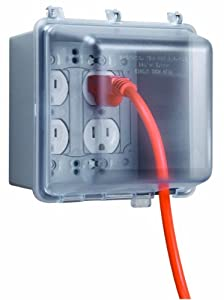 outdoor electrical outlet box covers