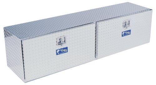 UWS TBTS-96 Topsider Aluminum Two Door Toolbox (2 Door Truck Toolbox compare prices)