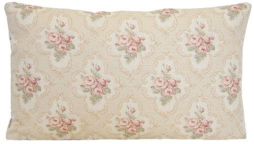 Cushion Pillow Cover Ralph Lauren Home Linen Printed Vintage Look Lucie Floral Rectangular