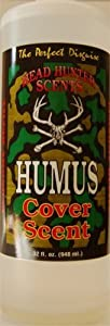 Ghillie Suit HUMUS - Cover Scent 32 fl. oz. Refill by Ghillie Suits