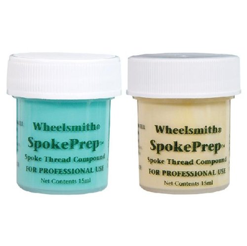 Wheelsmith Spoke Prep-15Ml Orange