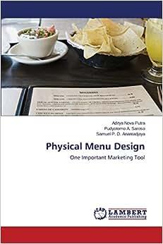 Physical Menu Design