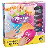 Girls ULTIMATE NAIL POLISH SET AND NAIL ART KITS! Girl's love this! Nail and Pedicure combo sets- BEST SELLER!