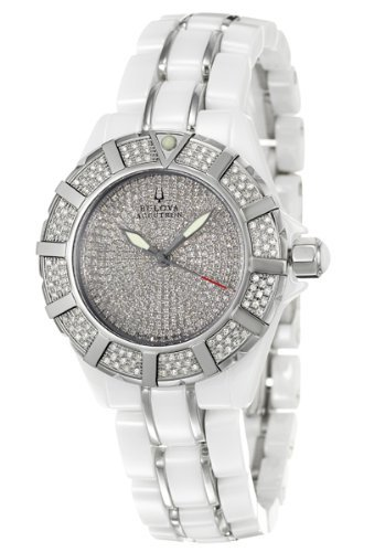 Bulova Accutron Mirador Women's Quartz Watch 65R136
