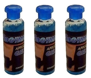 Abgymnic Application Gel For All Ab Belts (3 Pack)
