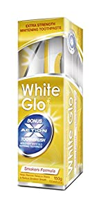 White Glo Smokers' Formula Whitening Toothpaste