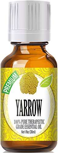 Yarrow (30ml) 100% Pure, Best Therapeutic Grade Essential Oil - 30ml / 1 (oz) Ounces