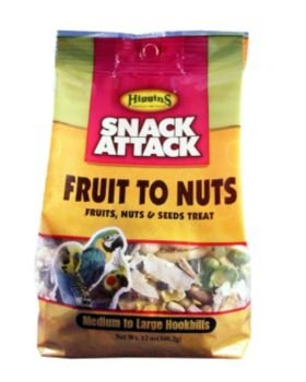 Cheap Snack Attack Fruit To Nuts Large Bird Treat 20lb (HS70702)