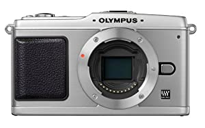 Olympus PEN E-P1 12.3 MP Micro Four Thirds Interchangeable Lens Digital Camera (Body Only)