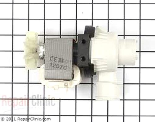 Whirlpool Kenmore Washer Water Pump 131268401 Genuine front-102173