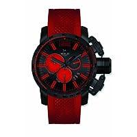 [メタル.シーエイチ]METAL.CH 腕時計 クロノスポーツ レッド 4470-44 [正規輸入品] 4470-44 メンズ 【正規輸入品】
