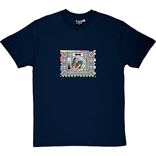 Men's BBC Girl and Clown Test Card T-Shirt - 5 Colours - S to XXXXXL