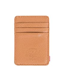 Herschel Supply Co. Raven Leather, Tan, One Size