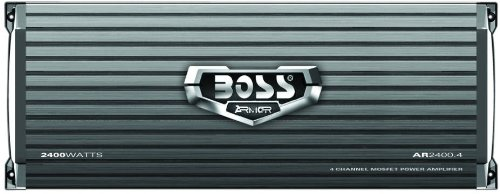 Boss Audio Systems CE1004 1000 Watts 4-Channel MOSFET Power Amplifier
