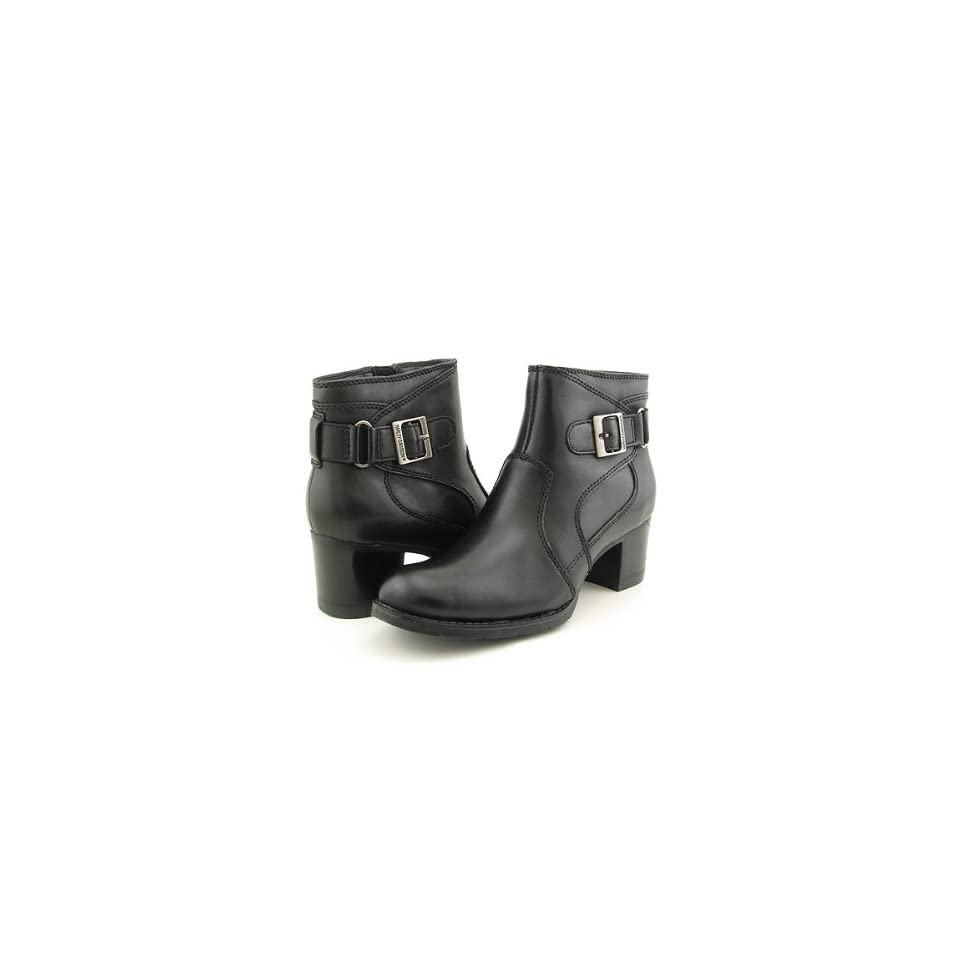 HARLEY DAVIDSON Sienna Black Boots Shoes Womens 11