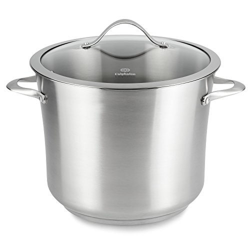 Calphalon Contemporary Stainless Steel 12 Quart Stockpot (Calphalon Chili Pot compare prices)