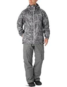 O'Neill Ex Jones 2L Men's Ski Jacket black Black Aop Size:XL