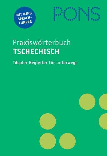PONS Praxiswörterbuch Tschechisch