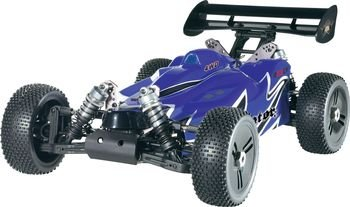 Reely 01:08 electric buggy model car4WD BL-300B RtR 40 MHz