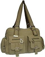 Tasche Damentasche Handtasche Stofftaschen Schultertasche 1041