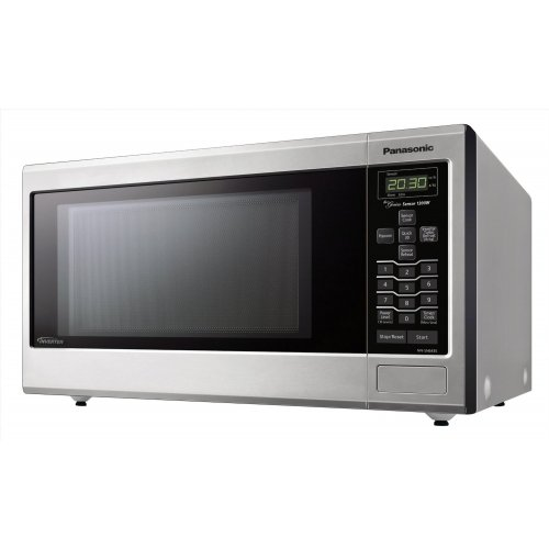 Panasonic Nn-Sn643S Microwave Oven - 1.2 Cu. Ft.-1200 Watts Cooking Power